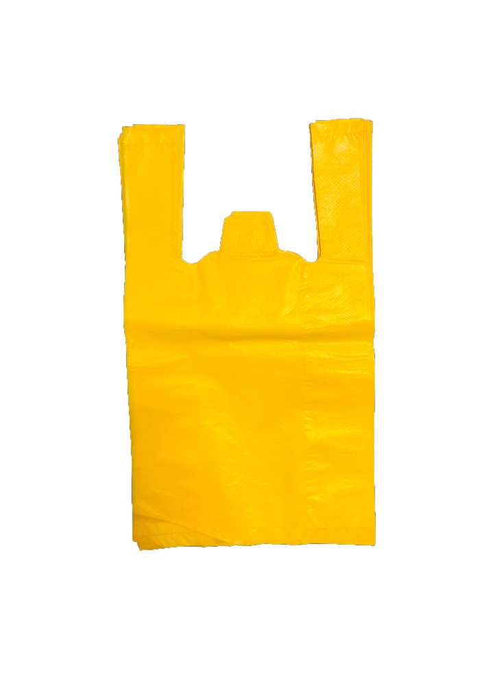 Coloured Plastic Bag